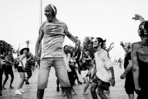 MP3 Party! Good Vibrations & Ecstatic Dance Barcelona